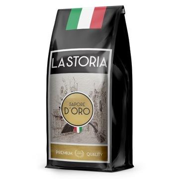 Кофе в зернах LA STORIA d'ORO 1кг FRESHLY ROASTED