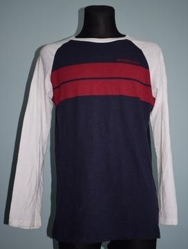 TOMMY HILFIGER long sleeve koszulka dł. rękaw USA