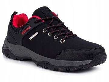 Buty męskie solidne obuwie mocne do pracy