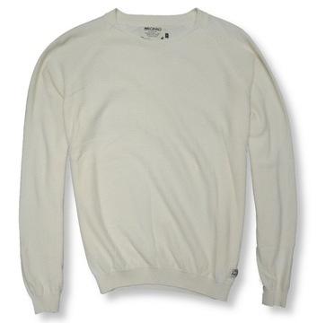 JACK JONES ORIGINALS crew neck sweter bawełna XL