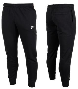 Nike Spodnie męskie Club sportowe fitness roz.L