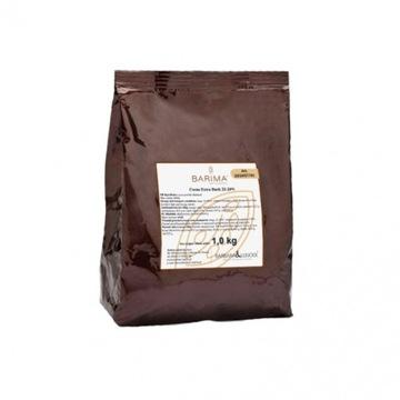 Какао Extra Dark очень темный BARIMA 200 г 22-24%
