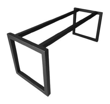 Металлический каркас для стола в стиле лофт. Ножки для стола.