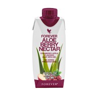 Forever Aloe Berry Nectar Aloe Juice Cranberry 330мл