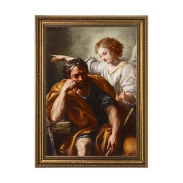 Картина `` Сон Иосифа '' Антон Рафаэль Менгс