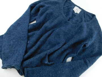 0709mn38 MISTRAT sweter GRANATOWY XXL
