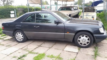 Mercedes W124 Coupe 2.0 136KM 1994