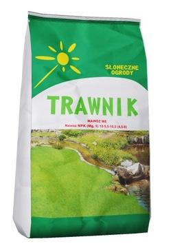 Удобрение для газонов 10 кг Luvena