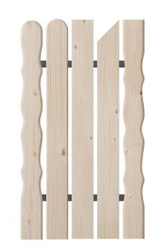 Деревянные перила для забора 50-200 см ПРОИЗВОДИТЕЛЬ