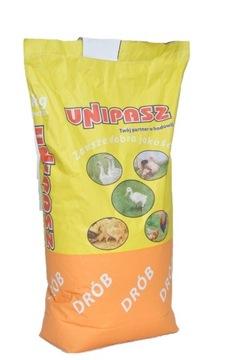 Корм для кур-несушек Кукуруза Unipasz гранулированная