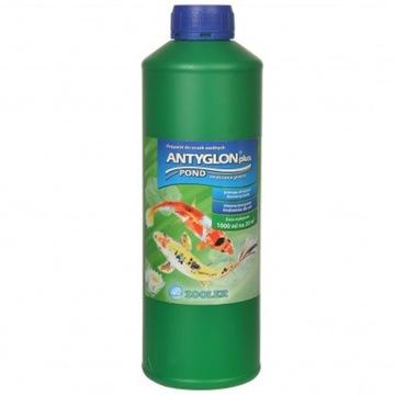 ЗООЛЕК АНТИГЛОН ПЛЮС 1л борется с водорослями 20000л