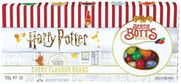 Бобы Берти Боттса в подарочной коробке с бобами Гарри Поттер