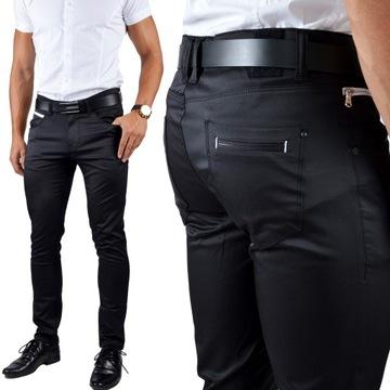 Spodnie Męskie Eleganckie Mondo Limited Casual