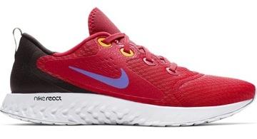 Nike Air Max 270 Trainers In Red AH8050 601 Red Buty męskie czerwone w Asos