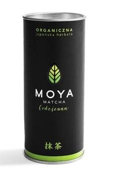 Зеленый японский чай матча MOYA BIO 30г