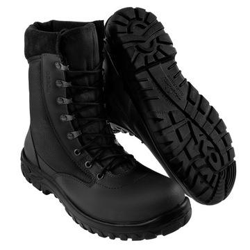 Buty taktyczne wojskowe Protektor Grom Black 44