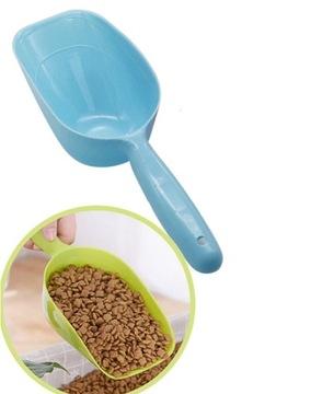 Лопатка для кормления кошачьих туалетов для дозатора кошек и собак XL