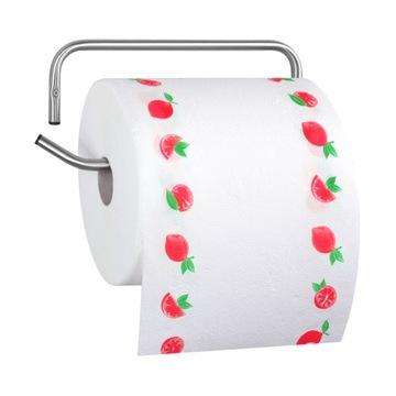 Вешалка для бумажных полотенец WR01 INOX