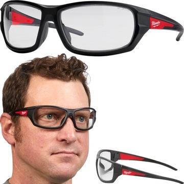 Защитные очки для рабочих очков премиум-класса Milwaukee