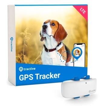 Tractive GPS DOG 4 GPS трекер для собак