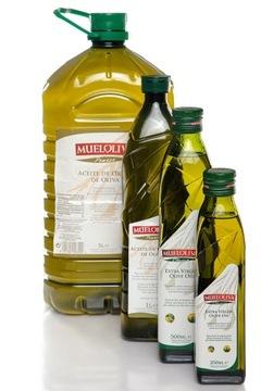 Оливковое масло первого холодного отжима 5л