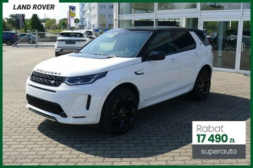 Land Rover Discovery Sport SUV Facelifting 2.0 204KM 2021