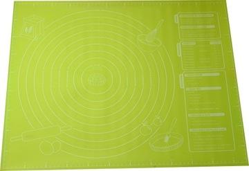 Силиконовый коврик, БОЛЬШОЙ коврик, 60x45 см
