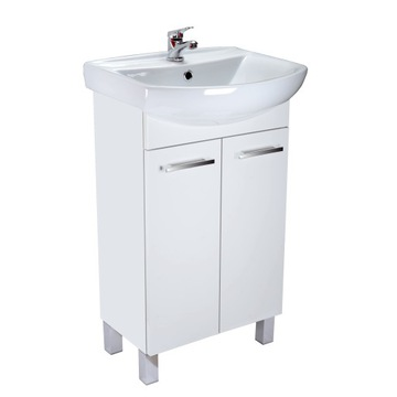 Тумба для ванной с умывальником 50 на ножках КАЧЕСТВО