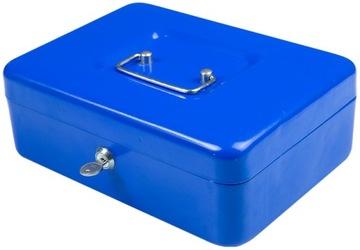 Кассета металлическая GIANT SAFE money 30см + ключ