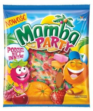 Mamba Party Fruit жевательная резинка растворимая 150г