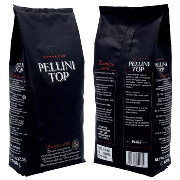 Кофе в зернах Pellini Top 1кг