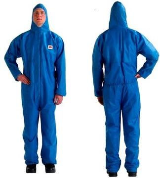 Комбинезон защитный 3М 4515 М синий