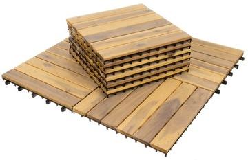 Деревянный пол Плитка Пристань Балкон Терраса
