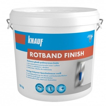 Шпаклевка Knauf Rotband Finish 28 кг