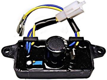 Регулятор напряжения AVR, модуль генератора