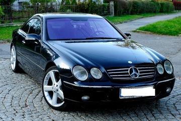 Mercedes CL W215 2000