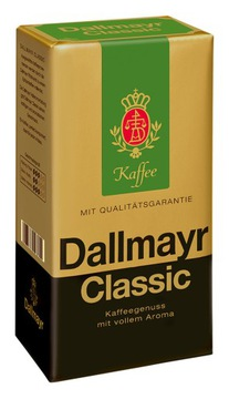 DALLMAYR 250г CLASSIC молотый кофе