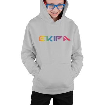 Купить Толстовка детская EKIPA friz серая 158 на Otpravka - цены и фото - доставка из Польши и стран Европы в Украину.