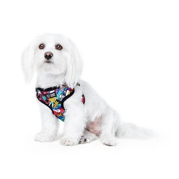 Шлейка John Dog Barcelona безнапорная для собаки XS