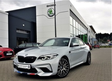 BMW Seria 2 I M-Coupe Facelifting M2 Competition 410KM 2019 BMW M2 Competition