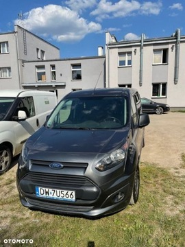 Ford Transit Connect II VAN 1.0 EcoBoost 100KM 2017 Ford Transit Connect 210