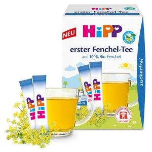HIPP Fennel Tea BIO 15 г 15 пакетиков