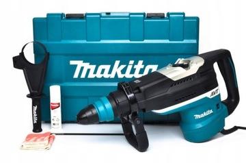 РОТАЦИОННЫЙ МОЛОТОК MAKITA SDS-MAX 1510W 52MM