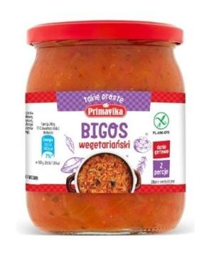 Вегетарианский бигос BEZGL 480г
