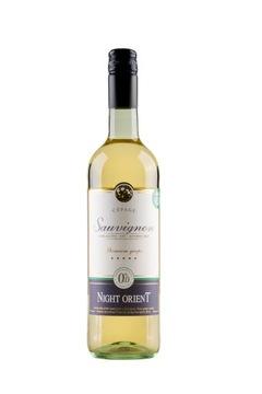 NIGHT ORIENT SAUVIGNON полусухое безалкогольное вино