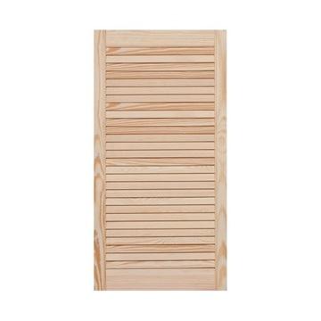 Двери Ажурные фасады сосна 99,3x49,4x2см