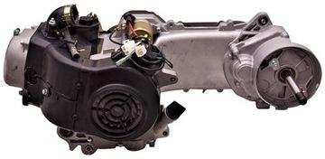 Двигатель к skutera moretti 50cm 4t barton romet, фото 7
