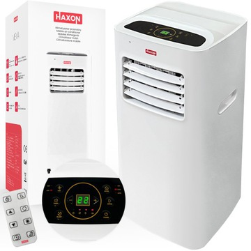Переносной кондиционер HAXON MEVA 2.34kW SWING LED