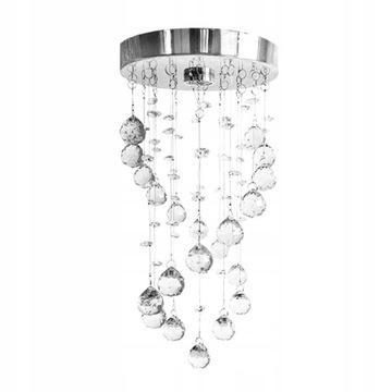 Glamour Crystal Lamp Декоративная люстра Plafond