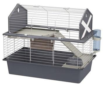 Клетка для свиней и кроликов FERPLAST BARN 80 BOWLED